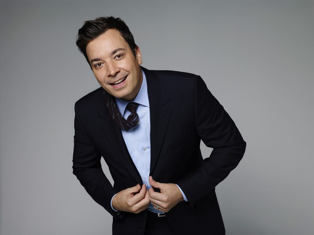THE TONIGHT SHOW STARRING JIMMY FALLON -- Season: 1 -- Pictured: Jimmy Fallon -- (Photo by: James White/NBC)