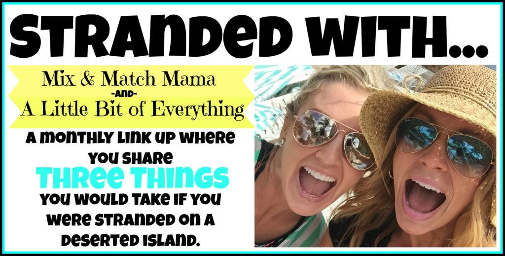 , Stranded: Famous People Edition