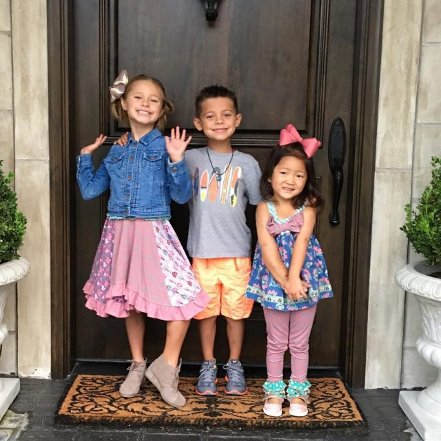 Lets do this school year ! lovethesekids bigmiddlelittle