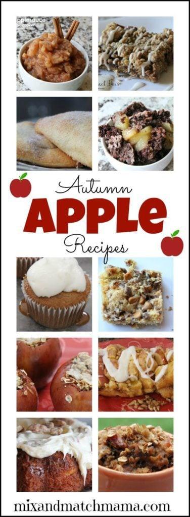 , Easy Apple Recipes!