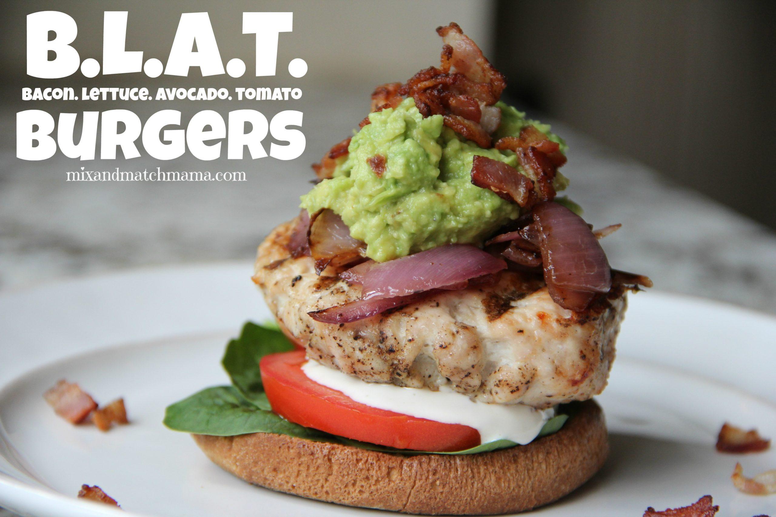 BLAT Burgers