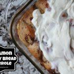 Cinnamon Monkey Bread Casserole