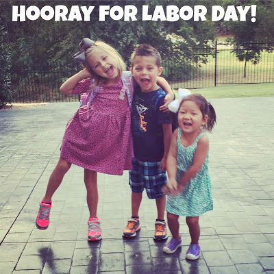 Labor Day Menu