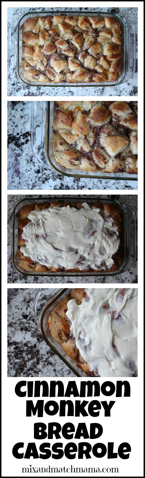 Monkey Bread Casserole
