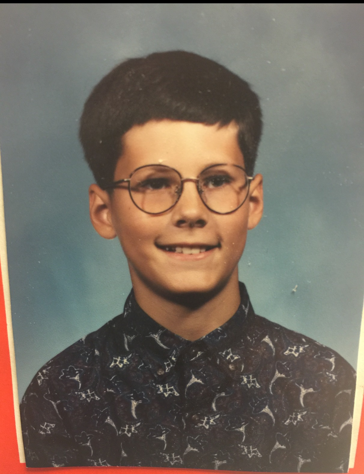 , Show & Tell Tuesday: Worst School Pictures