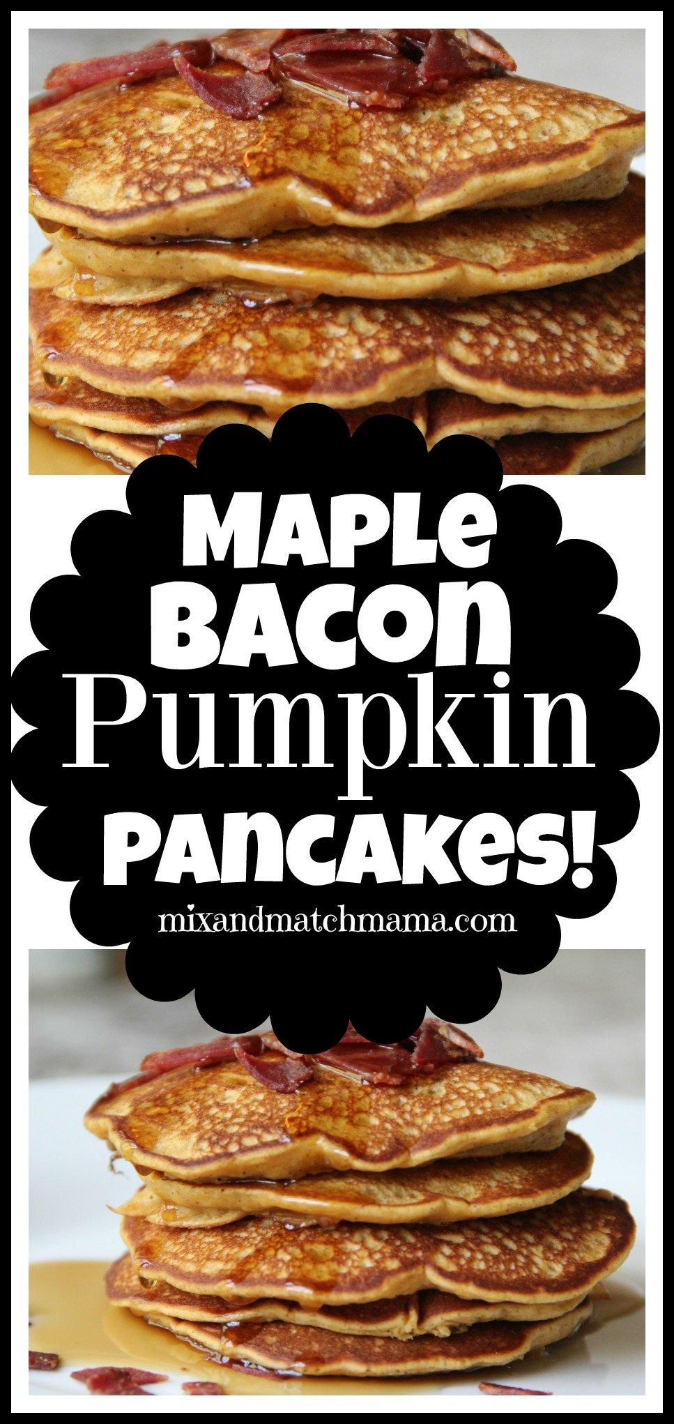 Pumpkin Pancakes Food Network