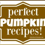 Perfect Pumpkin Recipes