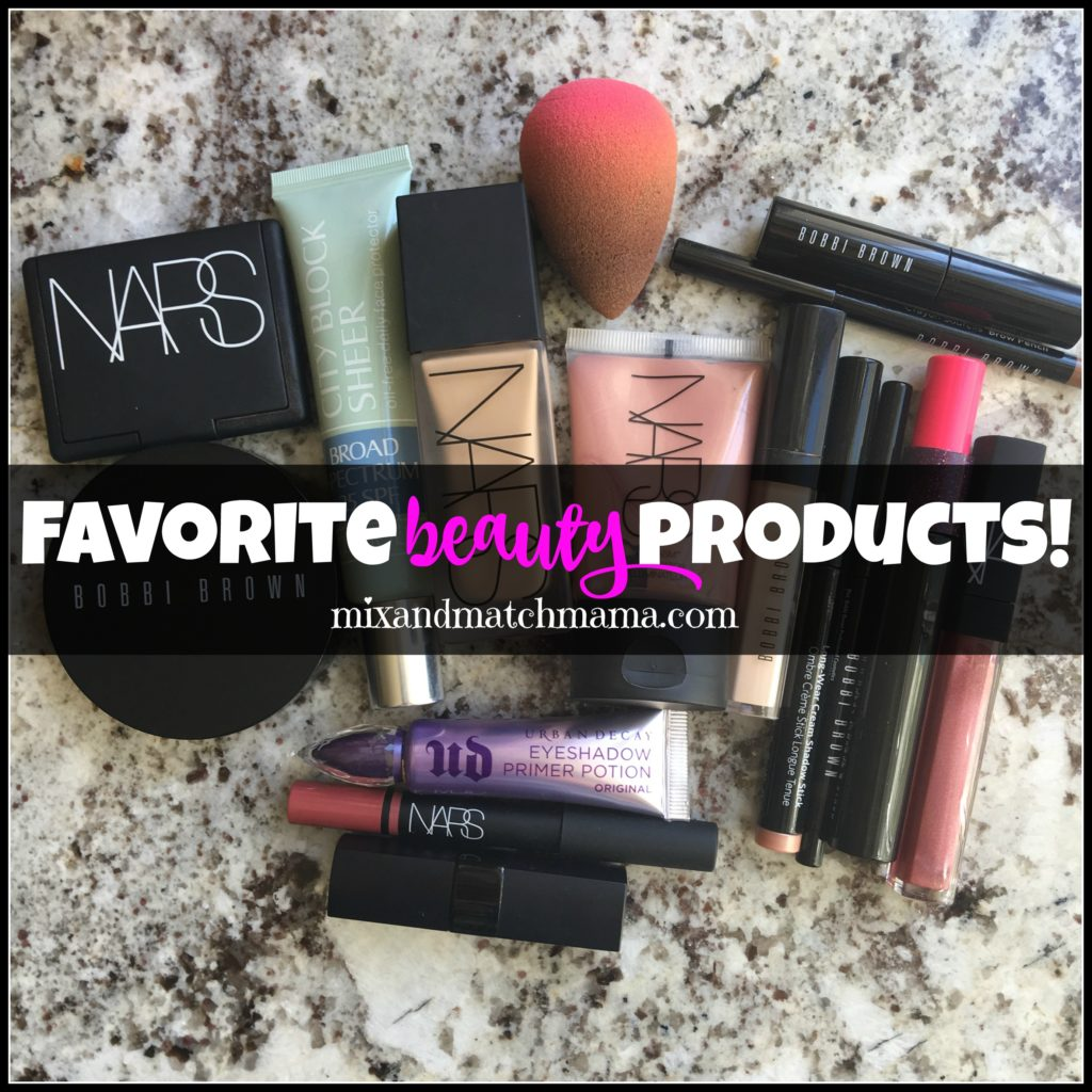 Favorite Beauty Products