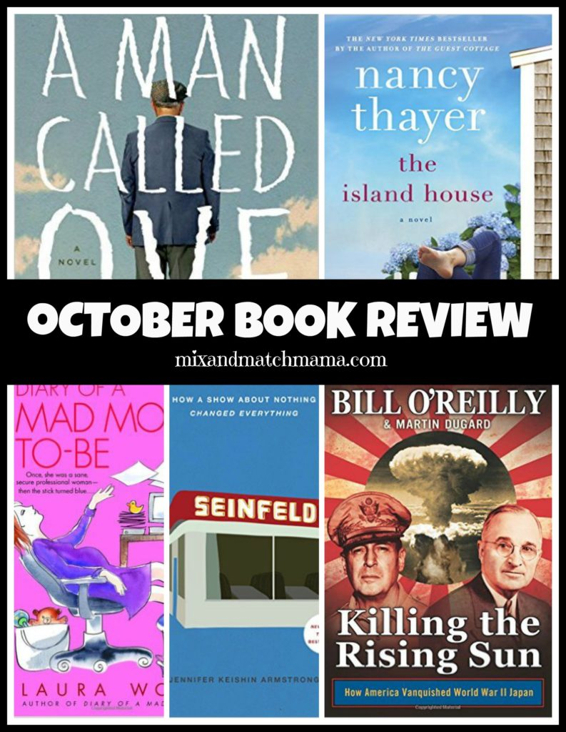 October Book Review