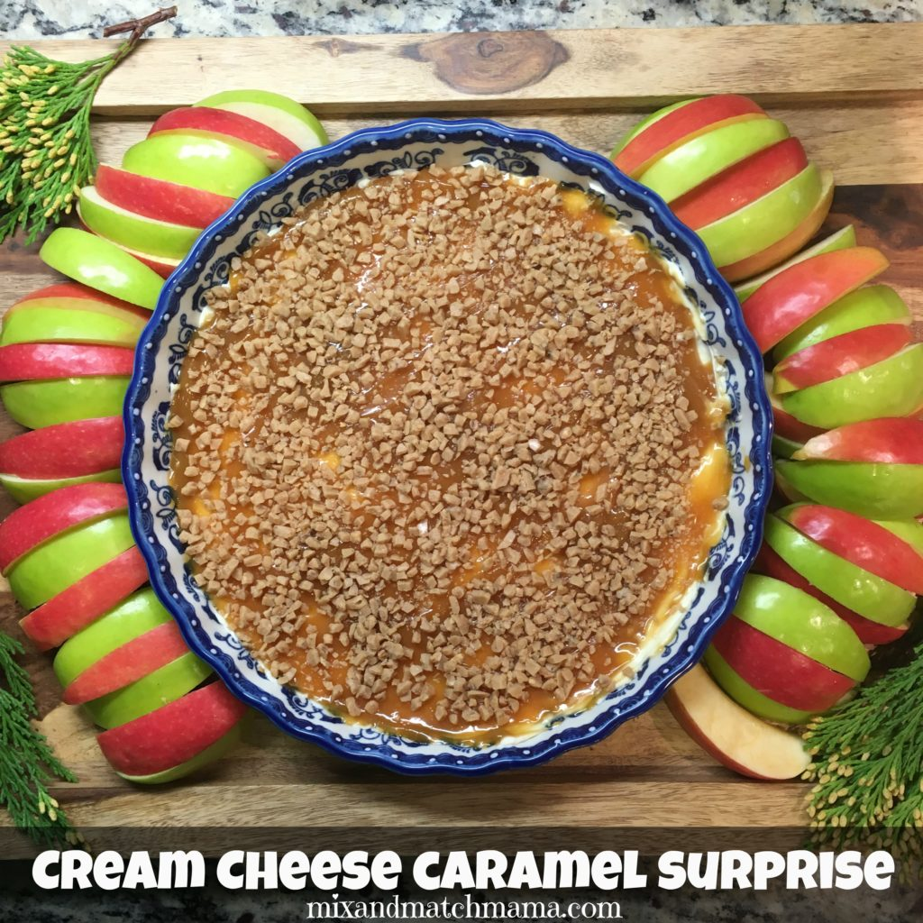 Cream Cheese Caramel Surprise