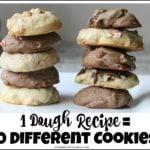 1 Dough=10 Different Recipes