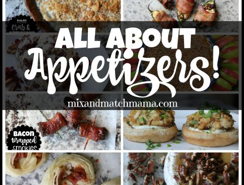 All About Appetizers