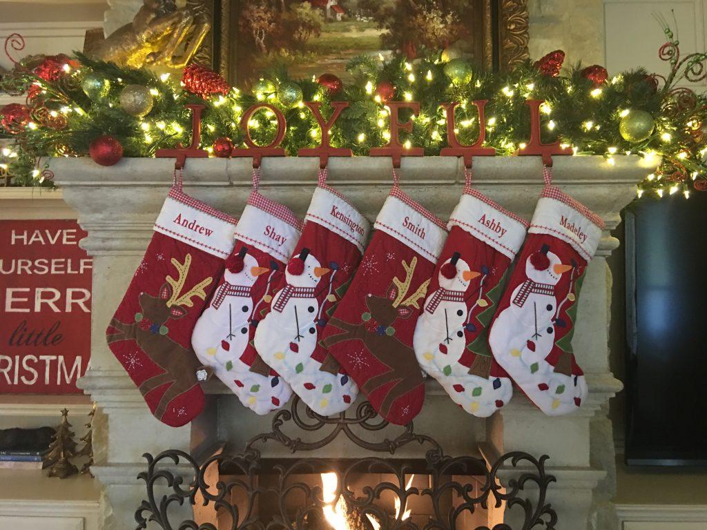 handmade christmas stockings g door and pottery decor sink barn easy fall youtube barns