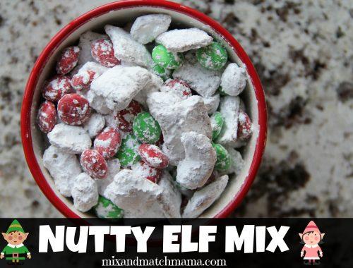 Nutty Elf Mix