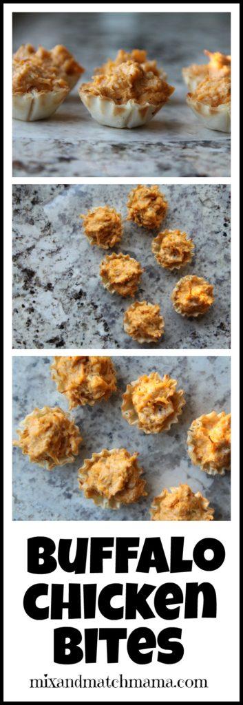 Buffalo Chicken Bites Recipe, Buffalo Chicken Bites