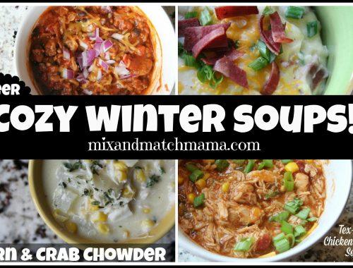 Cozy Winter Soups