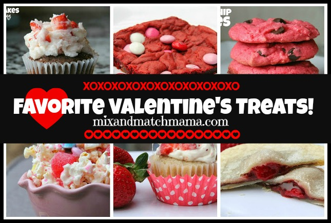 Favorite Valentine's Treats