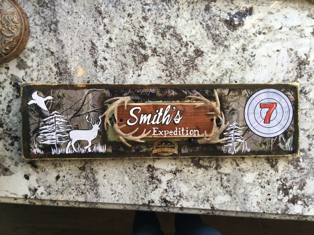 , Smith's Hunting Party