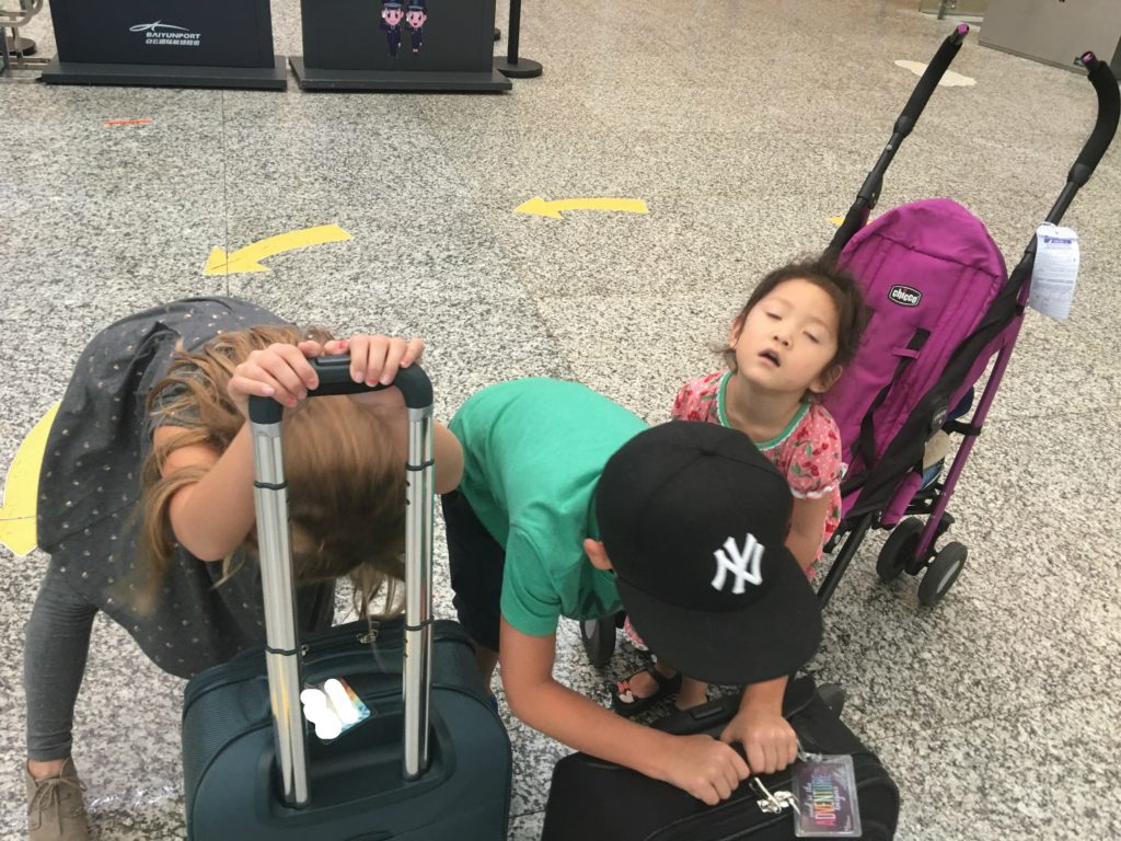 , Traveling with Kids!