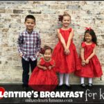 Valentine's Breakfast for Kids