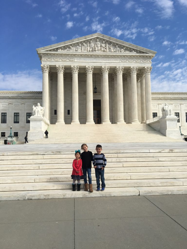 , The Shulls Do D.C. {Part Two}