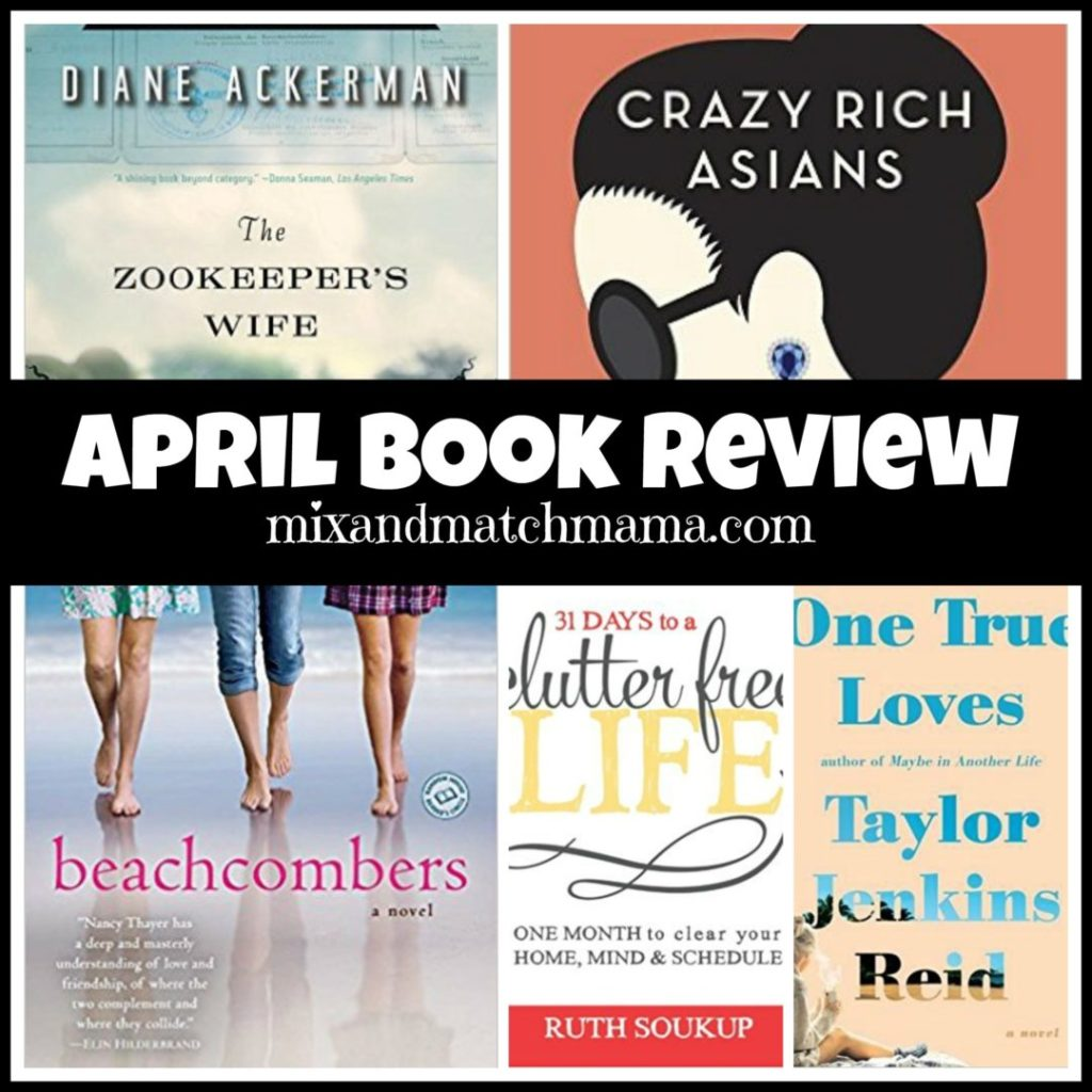 April Book Review`