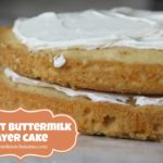 Carrot Buttermilk Layer Cake