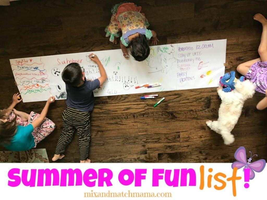 , Summer of Fun {2017 Edition}
