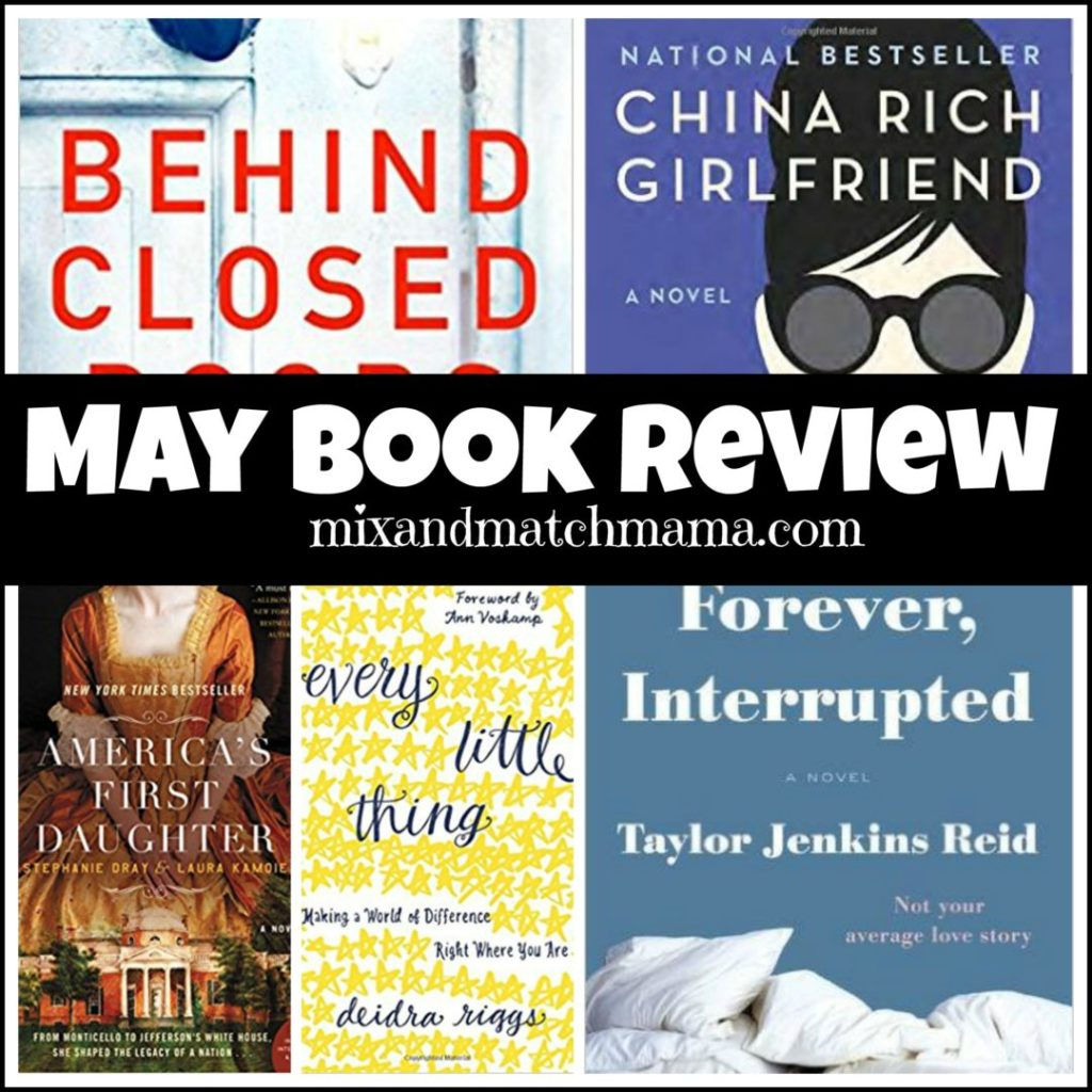 May Book Review