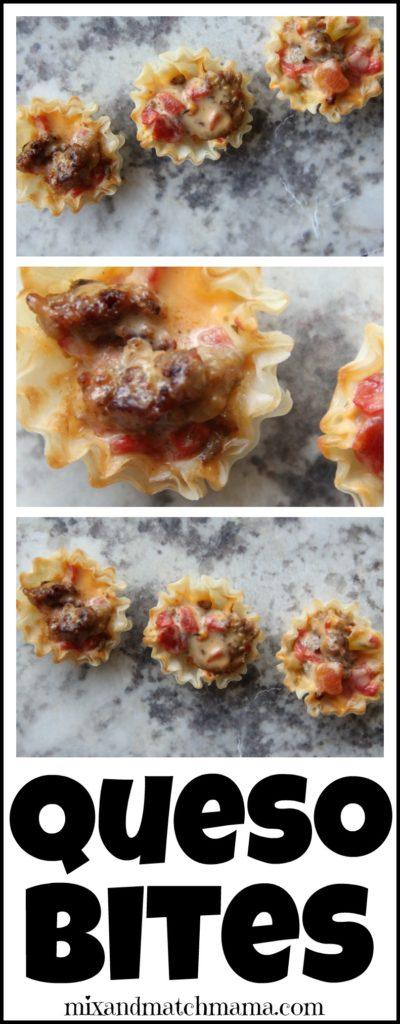 Queso Bites Recipe, Queso Bites