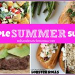 A Simple Summer Supper