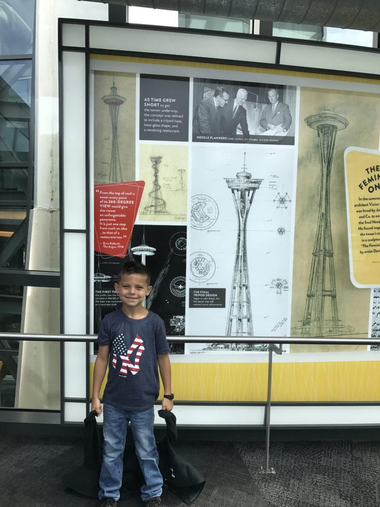 , Alaskan Cruise 2017: Days 1 & 2 in Seattle!