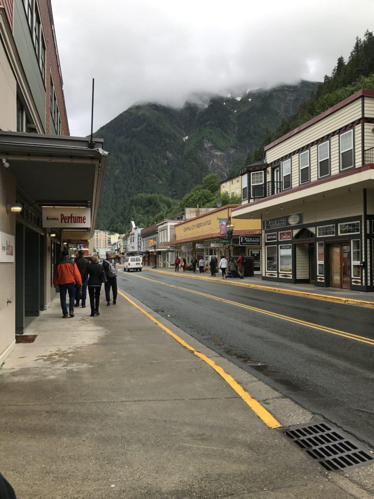 , Alaskan Cruise 2017: Days 5&6 in Alaska!