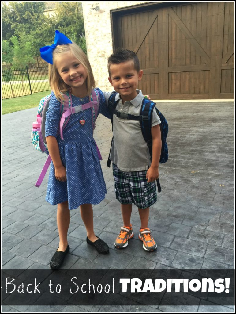Back-to-School-Traditions