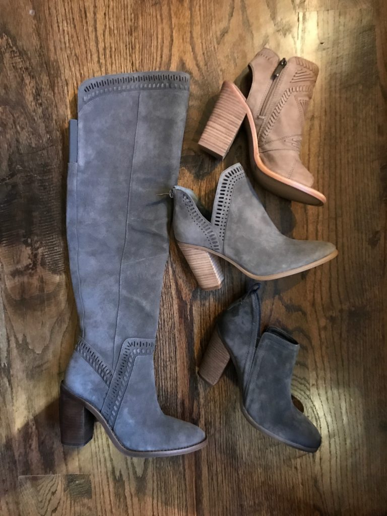 270c0737b Speaking of Vince Camuto boots, all four pairs I tried on during the  Anniversary Sale are still in stock today…