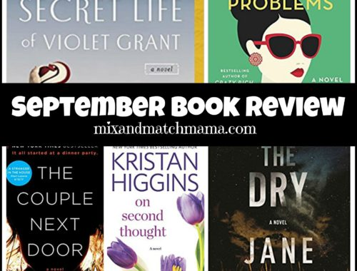 September Book Review