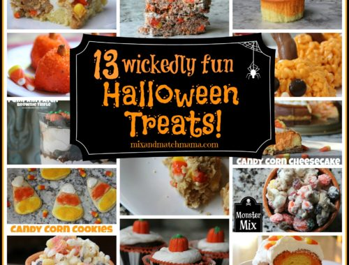 13 Wickedly Fun Halloween Treats