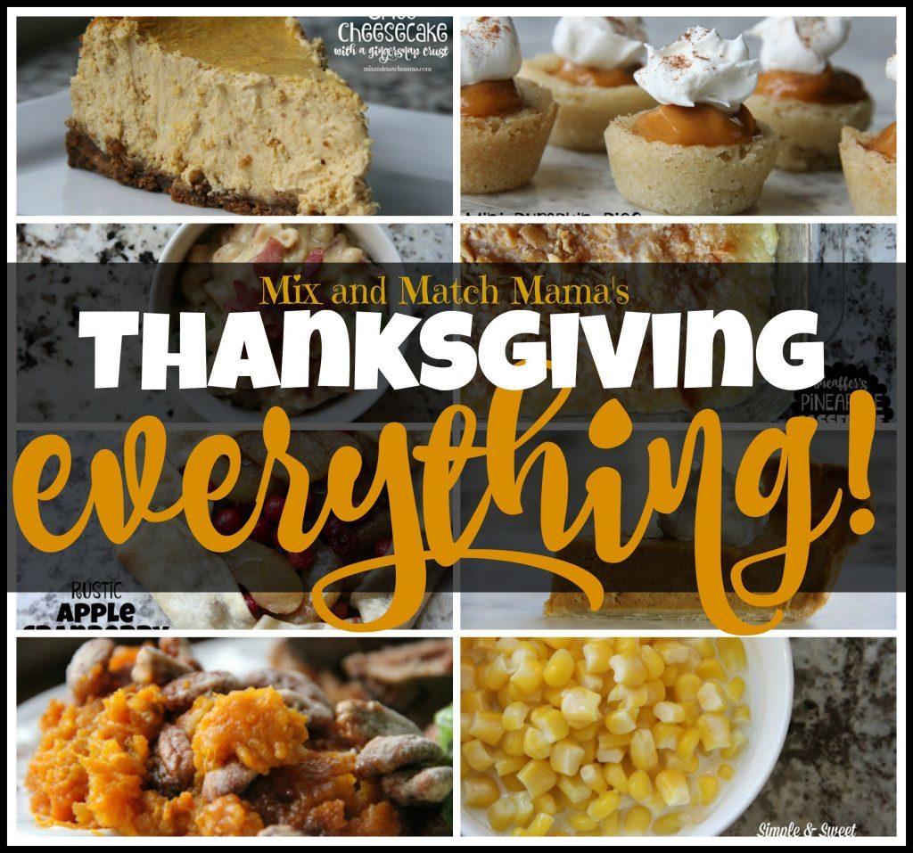 Thanksgiving Everything