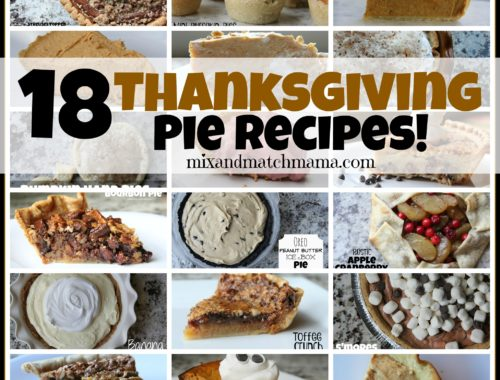 18 Thanksgiving Pie Recipes