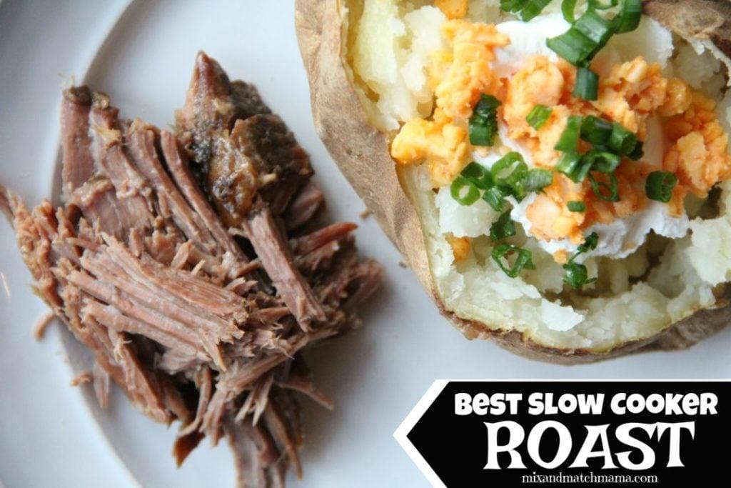 Best Slow Cooker Roast