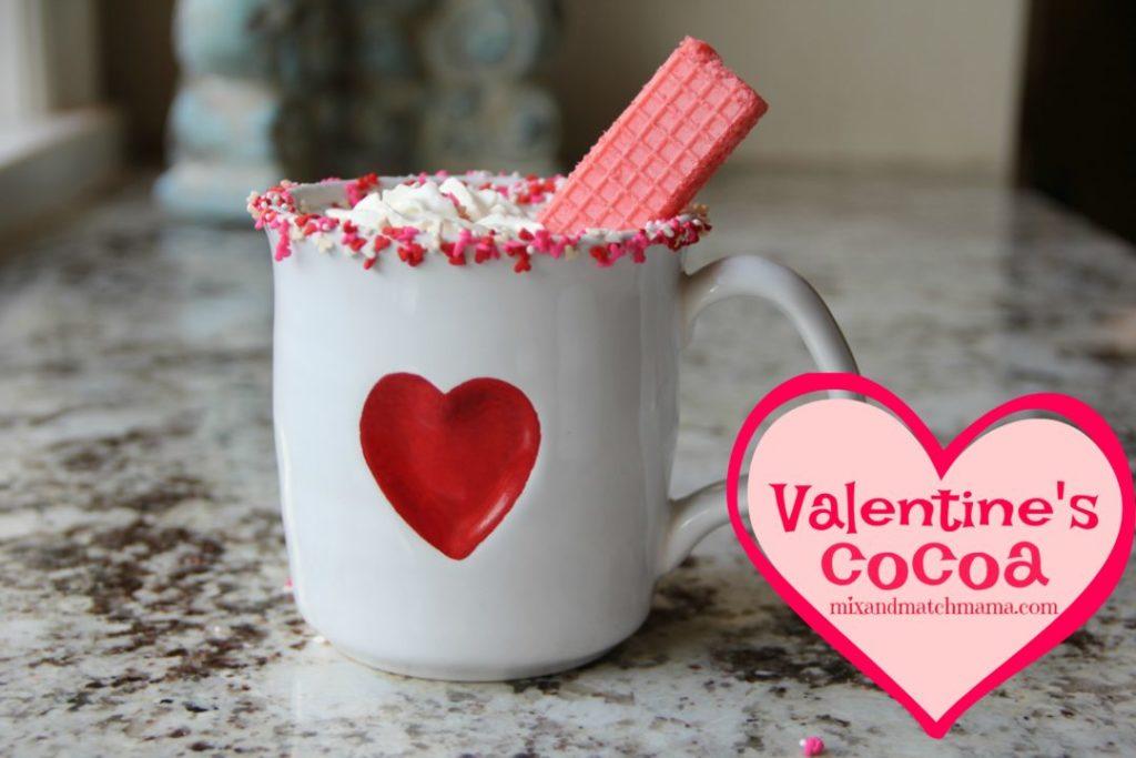 Valentine's Cocoa