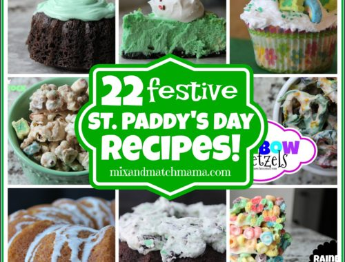 22 Festive St. Paddy's Day Recipes