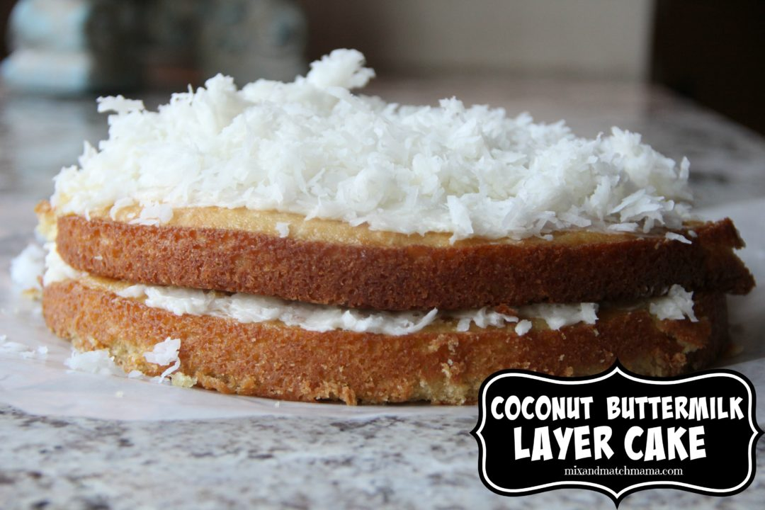 coconut layer cake coconut buttermilk layer cake mix and match 2991