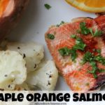 Maple Orange Salmon