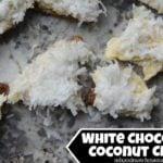White Chocolate Coconut Crack