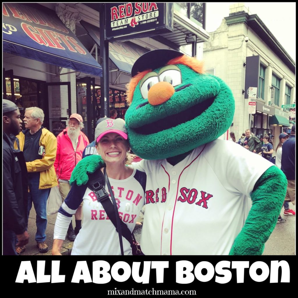 All About Boston