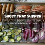 Sheet Tray Supper