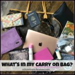 carry on bag