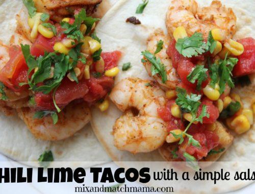Chili Lime Tacos