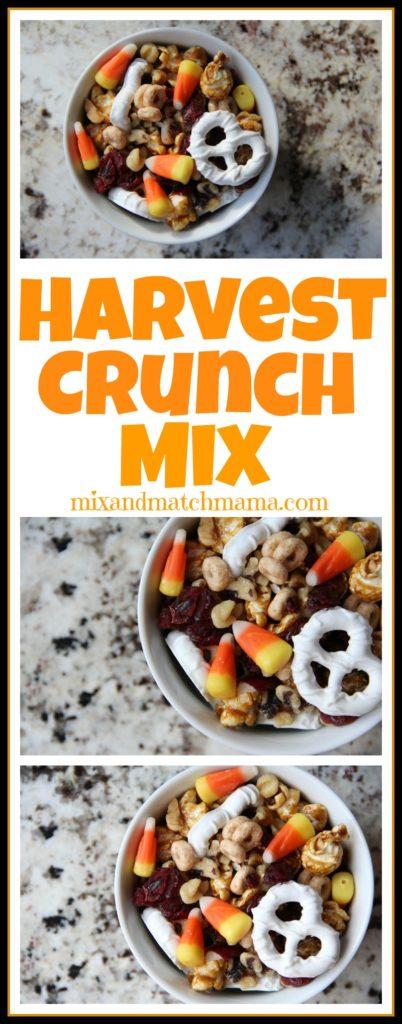 Harvest Crunch Mix